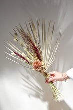 Load image into Gallery viewer, Droogboeket Palm Lof Boxes Droogbloemen