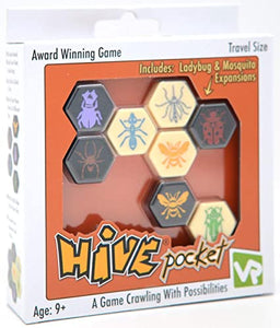 Hive Pocket The Gamekeeper Spel