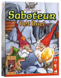 Saboteur Het Duel The Gamekeeper Spel