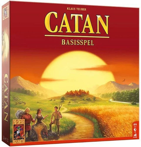 Catan Basis Gamekeeper Spel