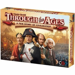 Through the Ages A New Story of Civilization The Gamekeeper Spel