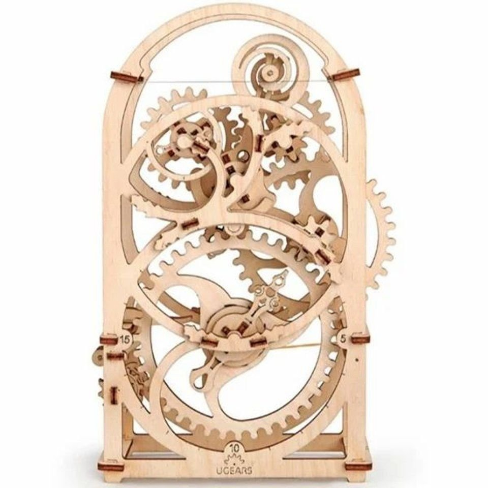 Ugears Model Timer 20min. The Gamekeeper Spel