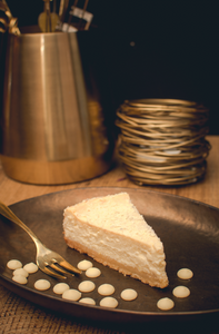 Whole White Chocolate Truffle Cheesecake (26cm)