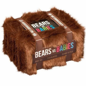 Bears VS Babies The Gamekeeper Spel