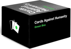 Cards Against Humanity Green Box The Gamekeeper Spel
