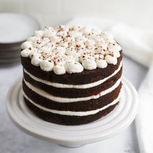Afbeelding in Gallery-weergave laden, Choco-Cherry Layer Cake Petit by Sam