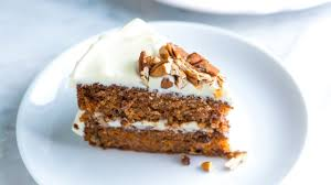 Carrot cake Foodware