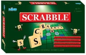 Scrabble Classic (EN) The Gamekeeper Spel
