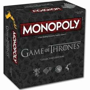 Monopoly Game Of Thrones The Gamekeeper Spel