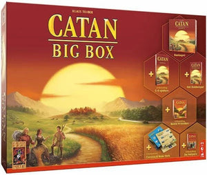 Catan Big Box 2019 The Gamekeeper Spel
