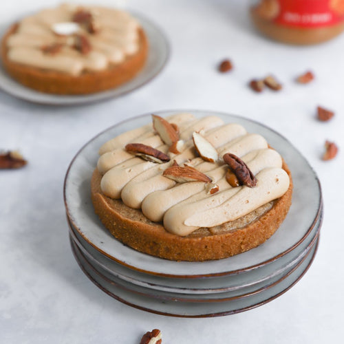 Speculoos Swirl Petit by Sam Cake