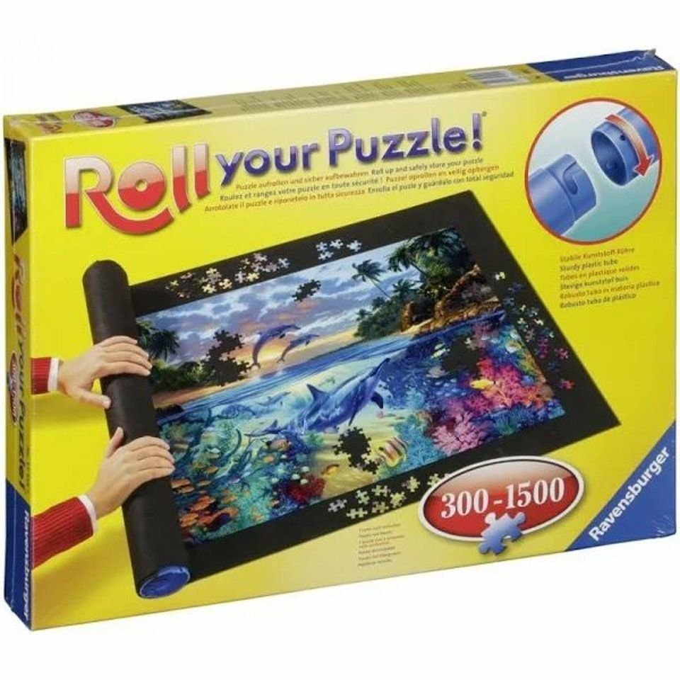 Roll Your Puzzle The Gamekeeper Spel