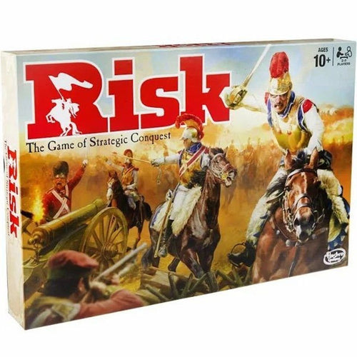 Risk Refresh (NL) Gamekeeper Spel