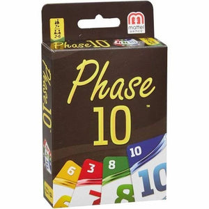 Phase 10 The Gamekeeper Spel