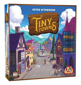Tiny Towns (NL) The Gamekeeper Spel