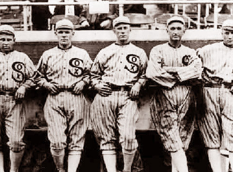 Shoeless Joe Jackson Chicago Black Sox 1919