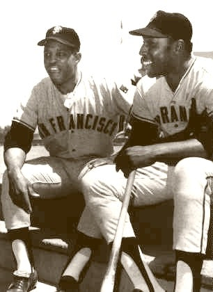 Mays and McCovey