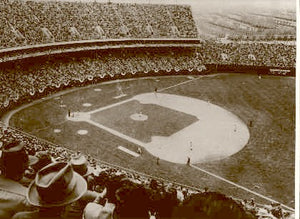 Memorial Stadium Opening Day (Baltimore) 1954