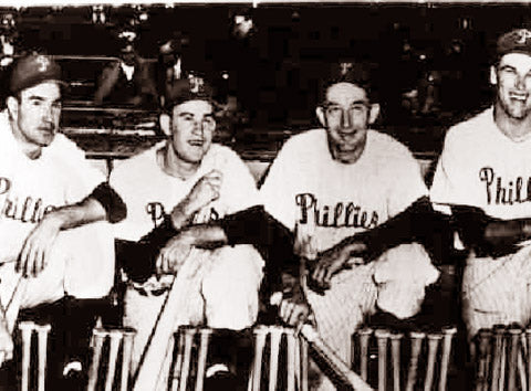 Philadelphia Phillies The Whiz Kids 1950