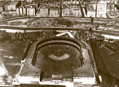 Polo Grounds (Aerial) 193 7