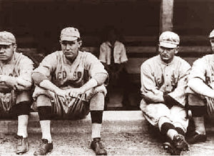 Babe Ruth Boston Red Sox Pitchers 1916