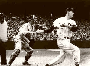 "Ted Williams ""The Greatest Hitter"""