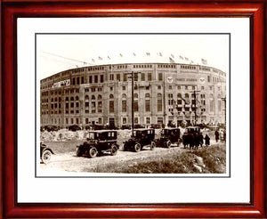 Yankee Stadium House that Ruth Built (H) 1923