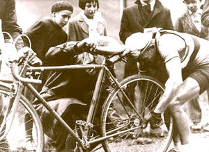 Tour De France Changing Gears 1935