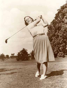 Patty Berg 1952