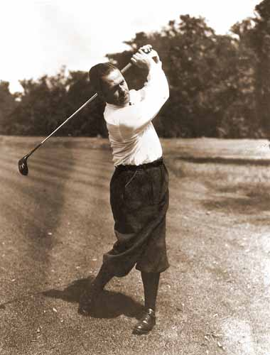 Bobby Jones Grand Slam (V) 1936