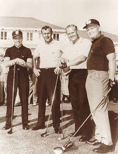 Player Plamer Nicklaus Rodgers 1963