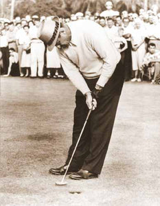 "Sam Snead ""In the Hole"" 1950"