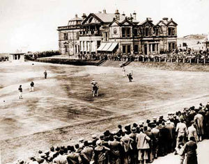 "St Andrews ""The Royal and Ancient Golf Club"" 1930"