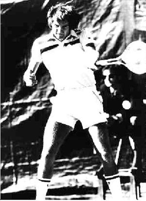 Jimmy Connors U.S. Open 1976