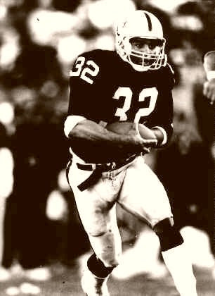 Marcus Allen Breaking Loose 1986