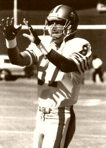 Dwight Clark San Francisco 49ers 1981
