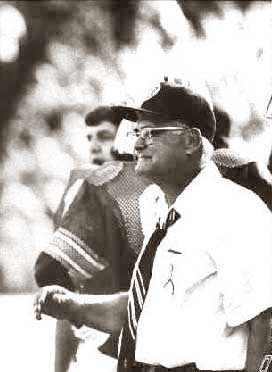 Woody Hayes Michigan and Ohio State