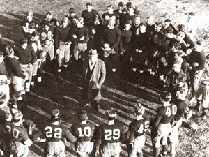 "Knute Rockne ""The fighting Irish"" 1930"