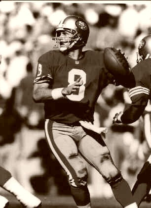 Steve Young In The Pocket 1992