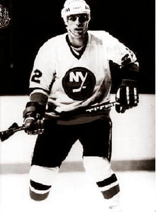 Mike Bossy New York Islanders 1982