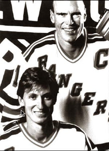 "Gretzky & Messier ""The Dynamic Duo"" 1996"
