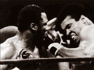 "Ali Vs Frazier ""Thrilla In Manilla"" 1975"