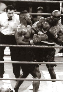 "Mike Tyson ""Iron Mike"" 1990"