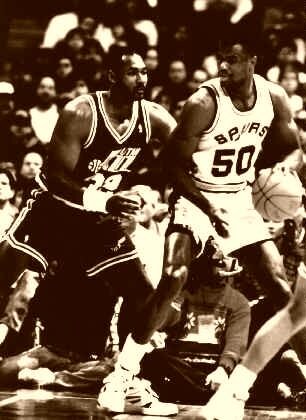 David Robinson & Karl Malone One To One 1992