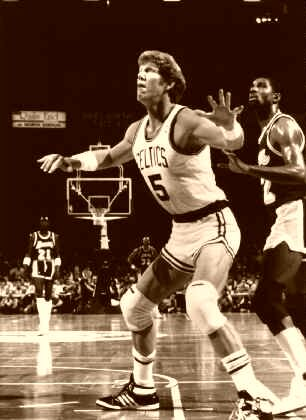 Bill Walton & Magic Johnson Lakers Vs Celtics 1985