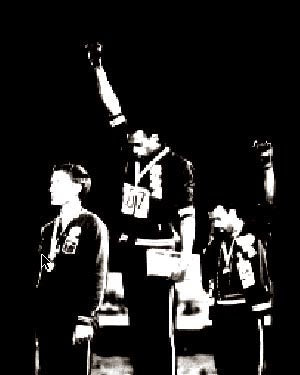 Olympic Protest Black Power Mexico City 1968