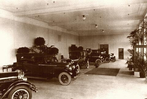 The Chevy Showroom