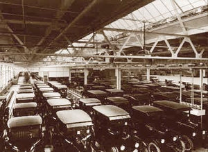 "The Ford Motor Plant ""New Models"" 1925"