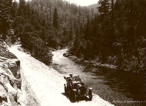 1914 Mitchell The American River