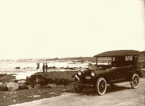 1914 Studebaker California Coast